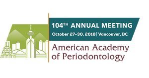American-Academy-of-Periodontology-(AAP)-104th-Annual-Meeting