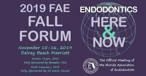 2019 FAE Fall Forum