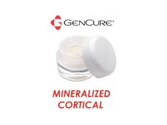 Mineralized Cortical Bone 250-1000Um 5.0cc