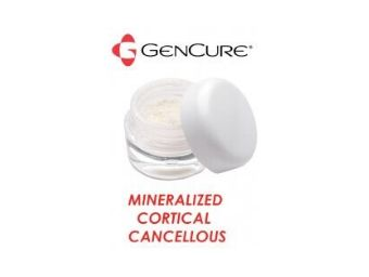 Mineralized Cort/Canc Bone Powder 250-1000pm 5cc