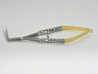 Laschal Tunnel Graft Forceps / Curved Right