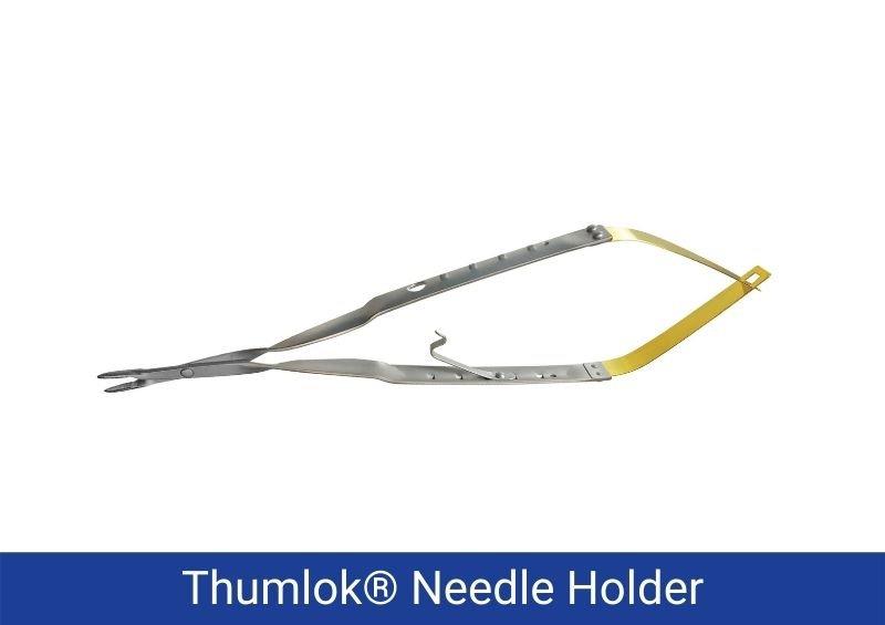 7tclrtl Thumlok® Needle Holder